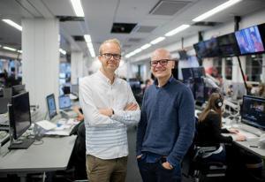 Har tapt 216 millioner på fem år, men de nye VGTV-sjefene har aldri vært nærmere svarte tall på bunnlinjen | Kampanje