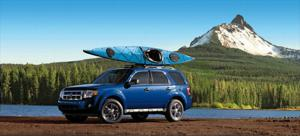 2009 Ford Escape - Specifications - First Drive - Motor Trend