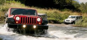 2007 Jeep Wrangler Rubicon - SUV Road Test & Review - Motor Trend