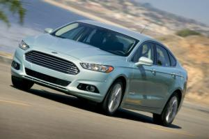 Ford Software Update May Improve Fusion, C-Max Hybrid MPG