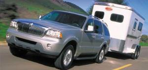 2003 Lincoln Aviator - First Look - Truck Trend