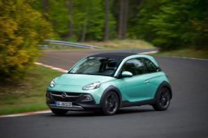 Opel Adam Rocks First Drive - Motor Trend