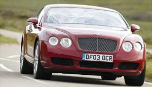2004 Bentley Continental GT Coupe - First Drive & Road Test Review - Motor Trend