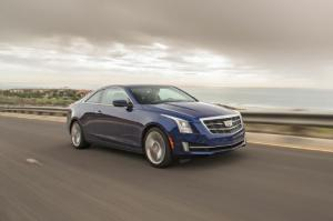 2015 Cadillac ATS Coupe 2.0T Premium RWD Manual First Test - Motor Trend