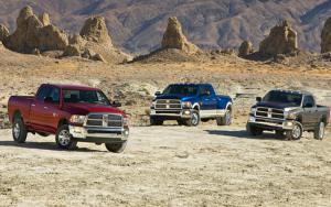 2010 Ram Heavy Duty - 2010 Motor Trend Truck of the Year - Motor Trend