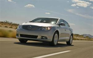 2010 Buick LaCrosse CXS First Test - Motor Trend
