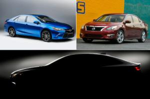 2016 Midsize Sedans: What to Expect From Chevrolet, Nissan, and More