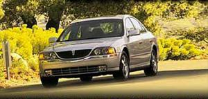 2000 Lincoln LS Engine Review - Motor Trend