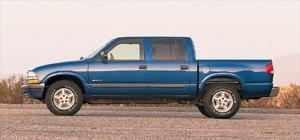 2001 Truck Of The Year - Chevrolet 2500 HD Crew Cab - Roadtest - Motor Trend