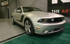 2010 Roush 427R Ford Mustang Unveiled - Feature - Motor Trend
