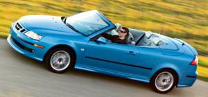 2007 Saab 9-3 Aero Convertible - Sports Coupe First Look & Review - Motor Trend