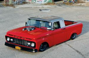 1963 Ford F100 - Uni-Bad!