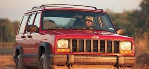 1997 Jeep Cherokee - Road Test - American Car - Specifications - Motor Trend Magazine