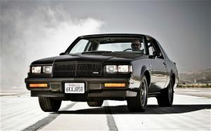 1987 Buick Regal Grand National Wallpaper Gallery - Motor Trend Classic