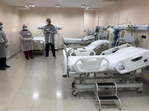 Inaugurado no auge da pandemia na capital, o local foi aberto para desafogar as demais unidades de saúde. Estrutura manterá a ala destinada a pacientes indígenas