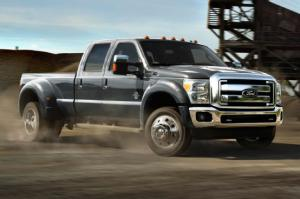 2015 Ford F-Series Super Duty First Look