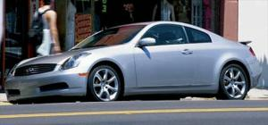2003 Infiniti G35 Sport Specifications, Fuel Economy & Overview - Motor Trend