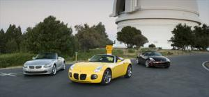 2006 BMW Z4 vs. 2006 Nissan 350Z Roadster vs. 2007 Pontiac Solstice GXP - Photo Gallery - Motor Trend