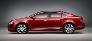 2010 Buick LaCrosse - First Photos and Details - Motor Trend