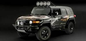 Toyota FJ Cruiser Race Truck To Debut At The 38th Baja 1000 - Auto News - Motor Trend