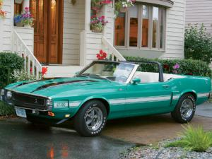 1970 shelby gt500 convertible mustang monthly - Ford Mustang Shelby Gt500 1967 Convertible