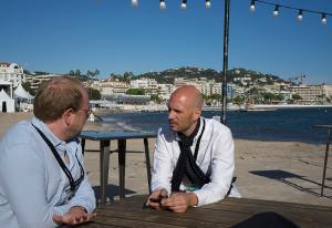 Skal selge «Exit» i Cannes: - Fenomenet finans, kokain og prostitusjon er nok mer utbredt utenfor Norges grenser | Kampanje