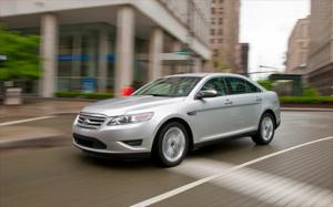 2010 Ford Taurus First Test - Motor Trend