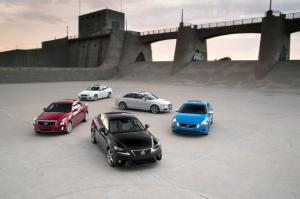 The Big Test: 2013/2014 Luxury Sport Sedans - Motor Trend