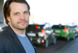 Nordmann i førersetet - han skal lede Toyotas byråsatsing   Kampanje
