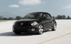2013 Volkswagen Beetle Convertible Turbo First Test - Motor Trend