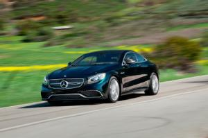 2015 Mercedes-Benz S65 AMG Coupe First Test