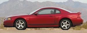 2003 Ford Mustang SVT Cobra - Engine, Chassis, Dimensions, Price & Performance - First Drive & Road Test Review - Motor Trend