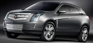 First Look: Cadillac Provoq concept