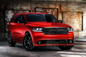 2014 Dodge Durango Available With Blacktop Package - Motor Trend WOT