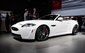 2012 Jaguar XKR-S Convertible Pre-Production First Drive - Motor Trend