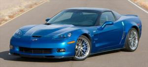 2009 Chevrolet Corvette ZR1 priced at $105,000, hits 0-60 in 3.4 seconds, quarter mile in 11.3 - Auto News - Motor Trend