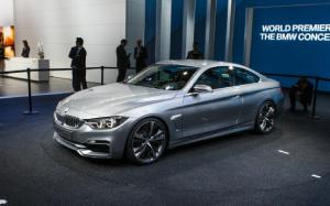 BMW 4 Series Coupe Concept First Look - Motor Trend