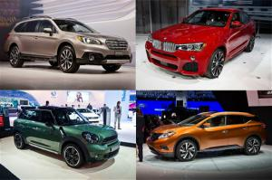 2015 BMW X3 and Kia Sedona - New SUVs and Crossovers of the 2014 New York International Auto Show - Motor Trend