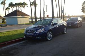 2013 Buick Verano Turbo Update 5: Justifying the Automatic - Motor Trend