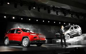 2014 Jeep Cherokee First Look - 2013 New York Auto Show - Motor Trend