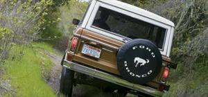 Four-Wheel Drives Comparison - Full Metal Jackets Ford Bronco - Motor Trend Classic