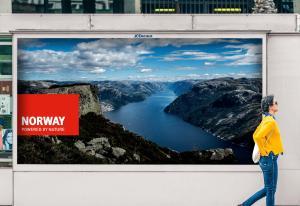 Vil vise at Norge er mer enn bare natur - jakter på nytt reklamebyrå | Kampanje