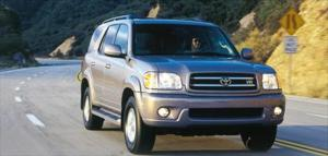 2001 Toyota Sequoia - Road Test Review - Truck Trend