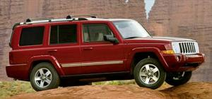 2006 Jeep Commander - First Drive - Motor Trend