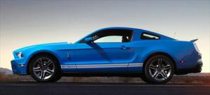 2010 Ford Shelby GT500 - First Photos and Details of the new Ford Shelby GT500 Mustang - Motor Trend