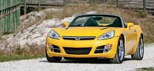 2007 Saturn Sky - Sports Convertible Road Test - Motor Trend