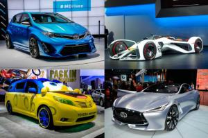 Most Interesting Cars and Creations at the 2014 Los Angeles Auto Show