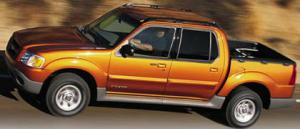 2001 Ford Explorer Sport Trac - Road Test & Review - Motor Trend