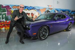 Twisted Sister - Twisted Sister's Dee Snyder And His Dodge - Motor Trend