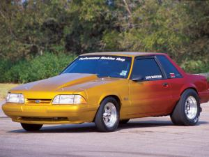 NEW PAINT 1986 FORD MUSTANG GT 5.0 T-TOPS 5 SPEED 72K ORIGINAL ...
